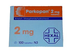 Паркопан: инструкция по применению таблеток