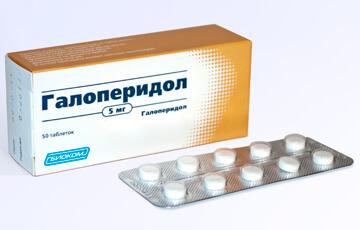 Галоперидол: инструкция по применению таблеток, капель и раствора