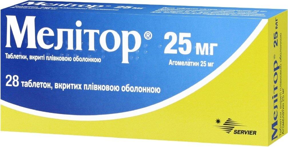 Мелитор: инструкция по применению таблеток