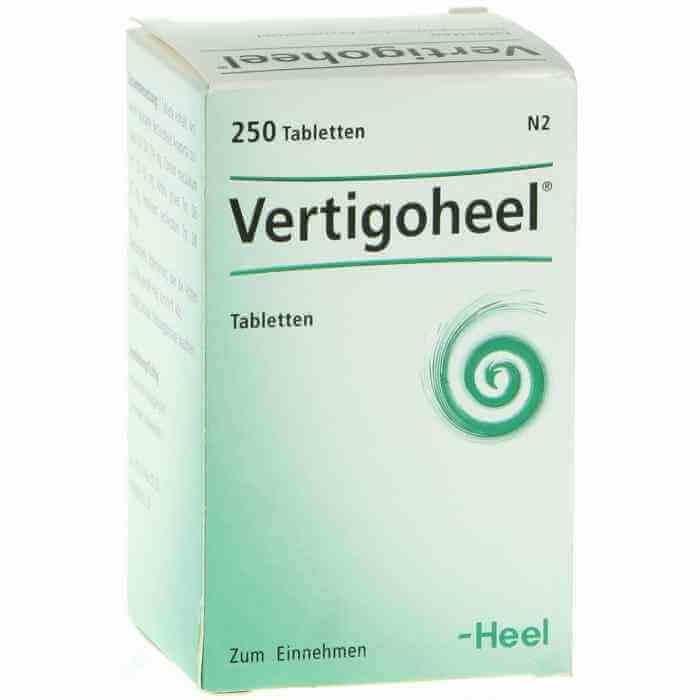 Вертигохель: инструкция по применению раствора и таблеток