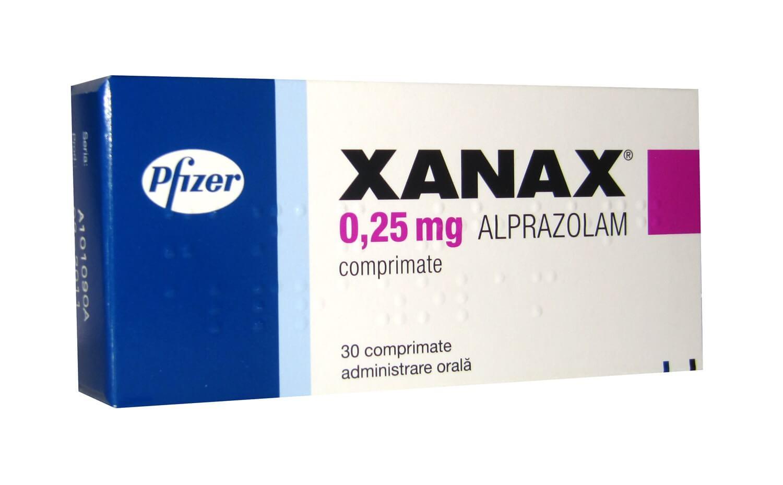 Ксанакс: инструкция по применению таблеток