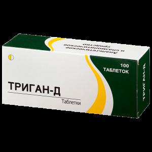 Передозировка Триган-Д: симптомы, возможные последствия