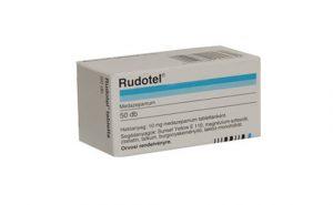 Рудотель: инструкция по применению таблеток