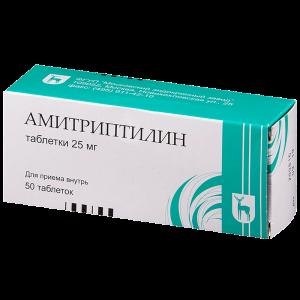 Амитриптилин: инструкция по применению таблеток и раствора