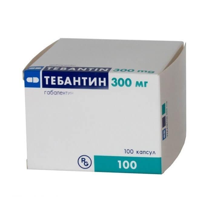 Тебантин: инструкция по применению капсул