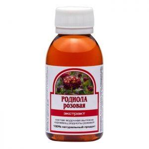 Экстракт Родиолы розовой: инструкция по применению