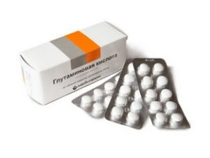 глутаминовая кислота