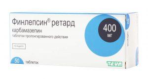 финлепсин ретард 400