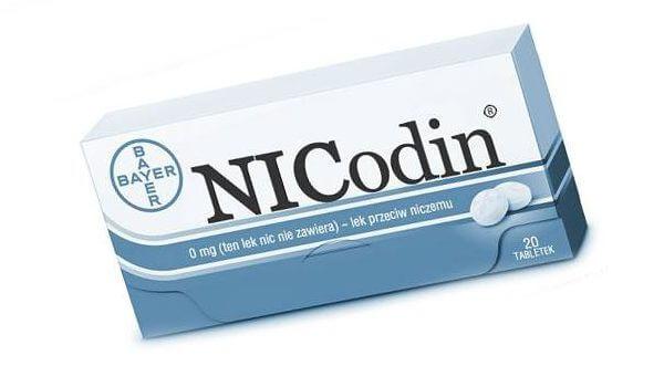 Никодин: инструкция по применению таблеток