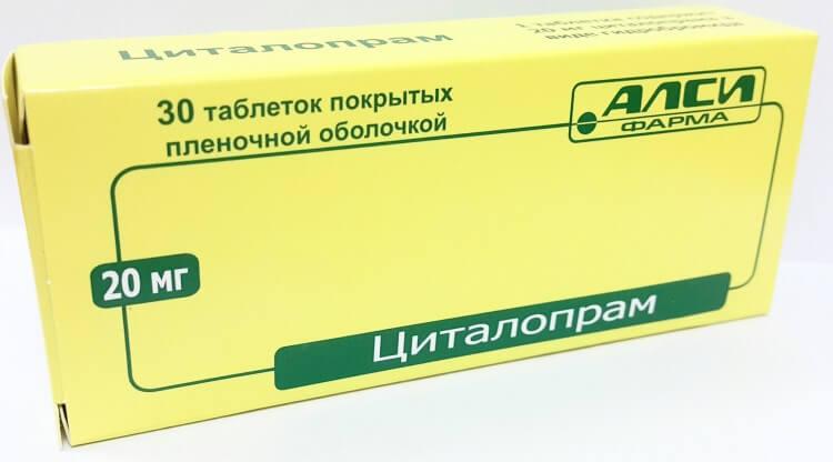 Циталопарм: инструкция по применению таблеток