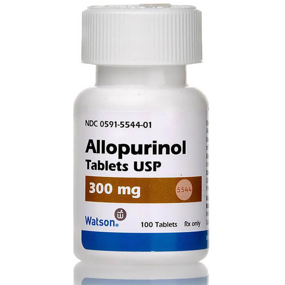 Аллопуринол: инструкция по применению таблеток