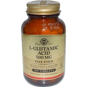 L-Глютаминовая кислота