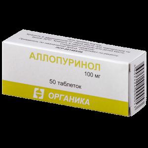 аллопуринол инструкция по применению