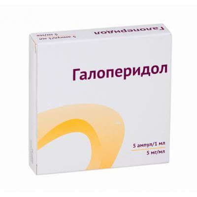 Галоперидол-Рихтер: инструкция по применению таблеток и раствора