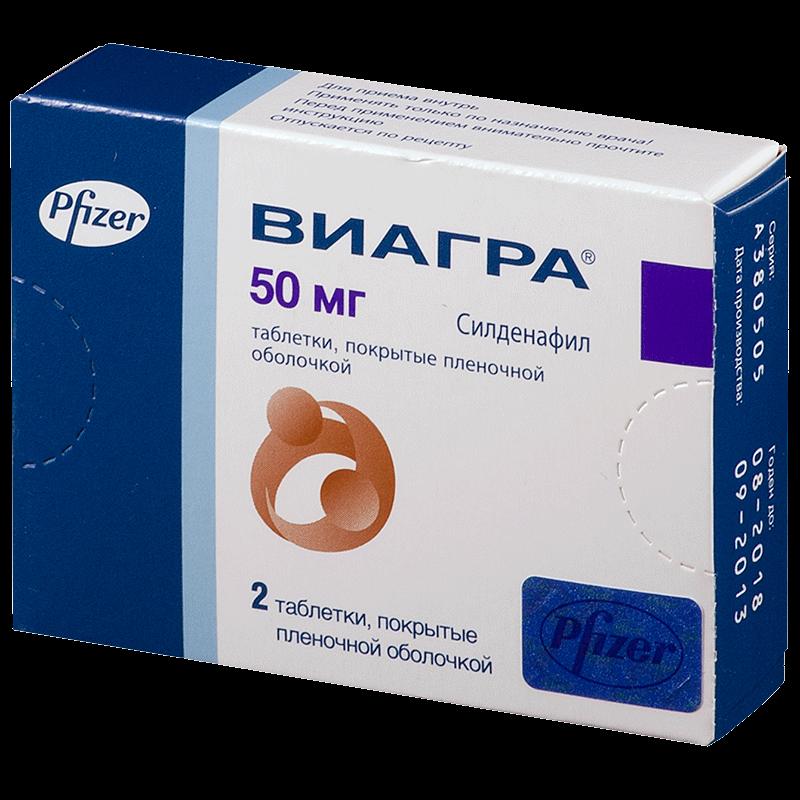 Виагра: инструкция по применению таблеток