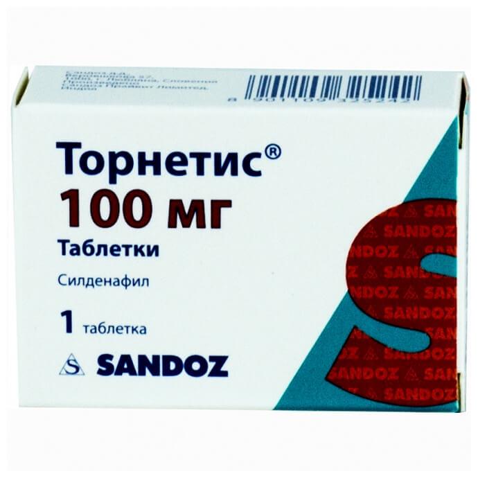 Торнетис: инструкция по применению таблеток
