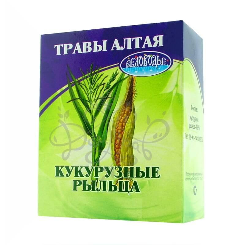 Кукурузные рыльца: инструкция по применению