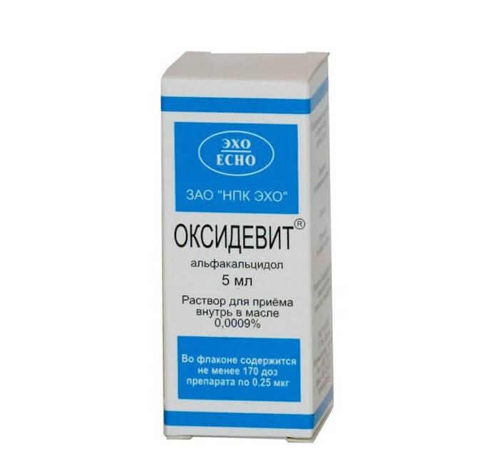 Оксидевит: инструкция по применению раствора