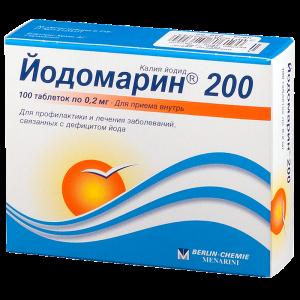 йодомарин при планировании беременности