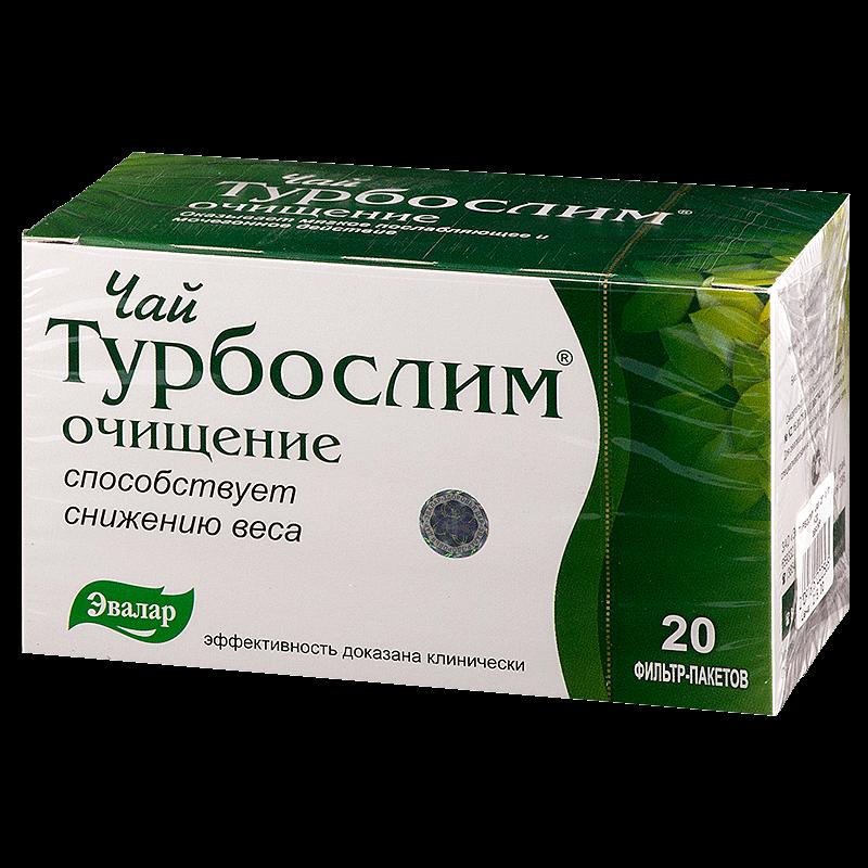 Чай Турбослим: инструкция по применению