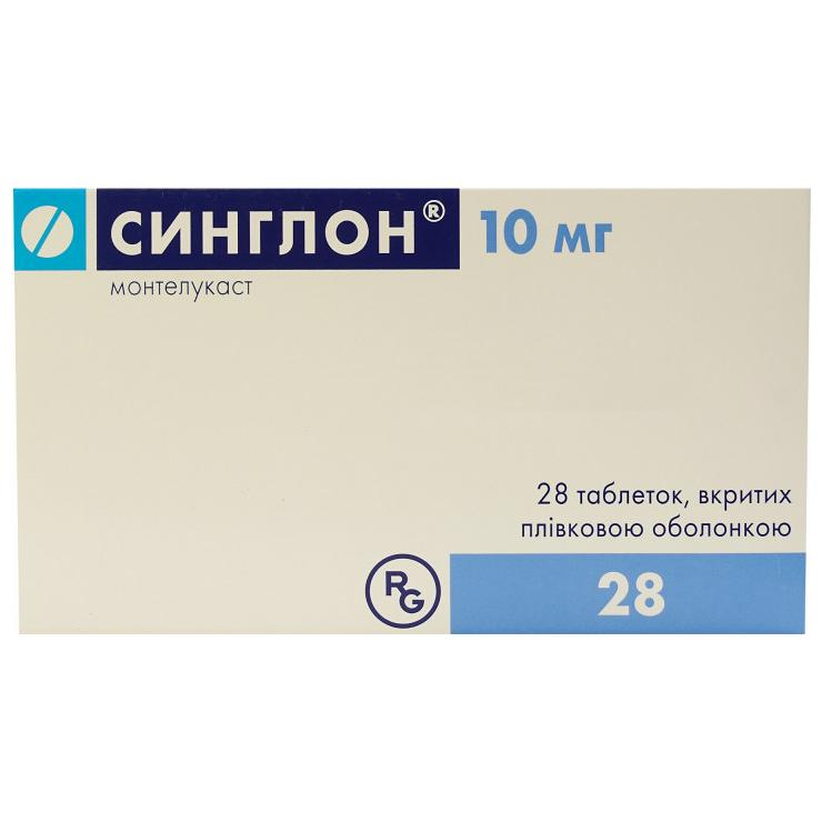 Синглон: инструкция по применению таблеток