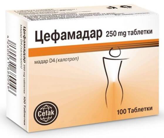 Цефамадар: инструкция по применению гомеопатического средства