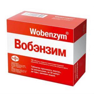 Вобэнзим и алкоголь: совместимость