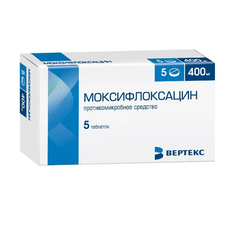 Моксифлоксацин: инструкция по применению таблеток, раствора и капель