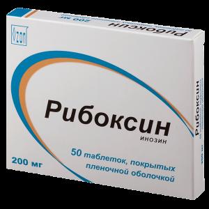 Рибоксин: аналоги препарата