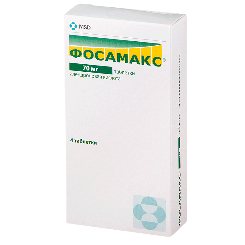 Фосамакс: инструкция по применению таблеток