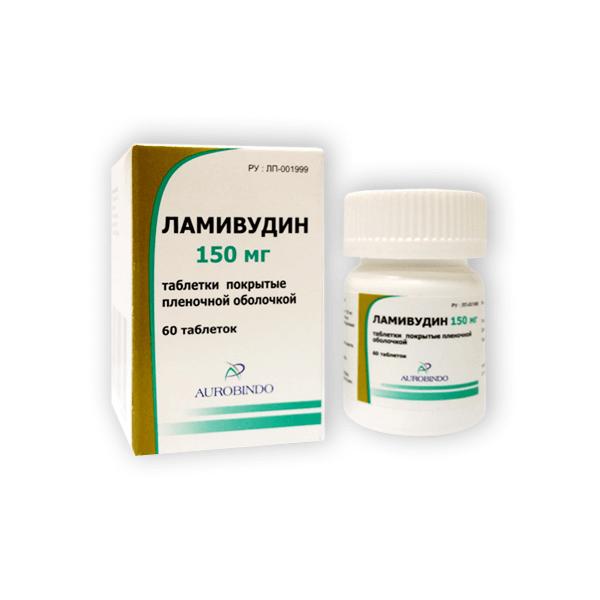 Ламивудин: инструкция по применению таблеток