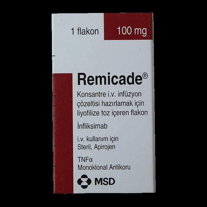 Ремикейд: инструкция по применению лиофилизата