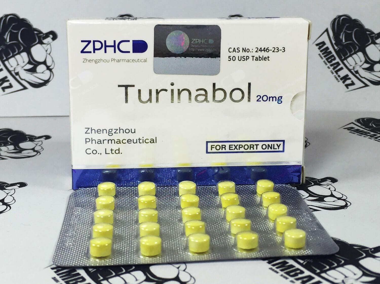 Туринабол: инструкция по применению таблеток