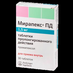 Мирапекс ПД