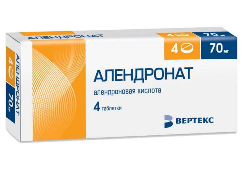 Алендроновая кислота: инструкция по применению таблеток