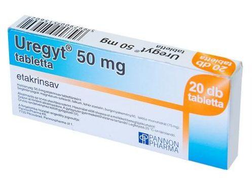 Урегит: инструкция по применению таблеток