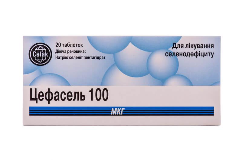 Цефасель: инструкция по применению таблеток