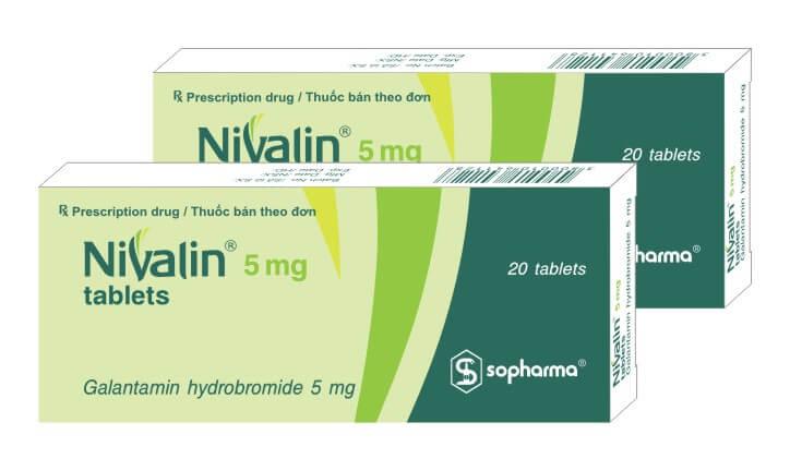 Нивалин: инструкция по применению таблеток