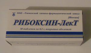рибоксин лект