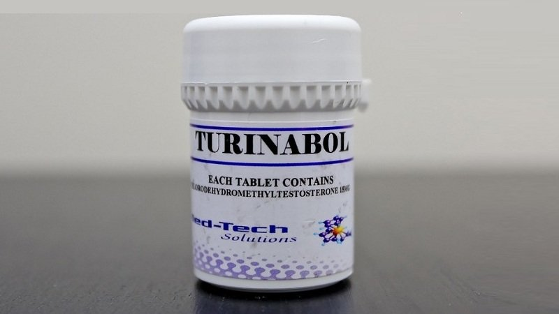 Туринабол и Станозолол: инструкция по применению таблеток