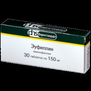 Применение Эуфиллина при остеохондрозе