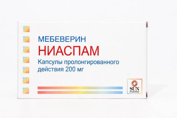 Ниаспам: инструкция по применению капсул