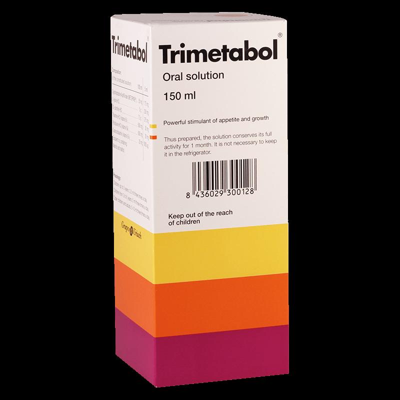 Триметабол: инструкция по применению порошка и раствора