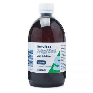 Характеристика Лактулозы