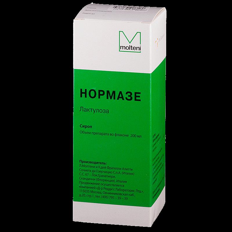 Нормазе: инструкция по применению сиропа