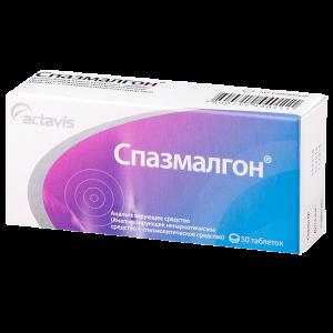 Спазмалгон от головной боли