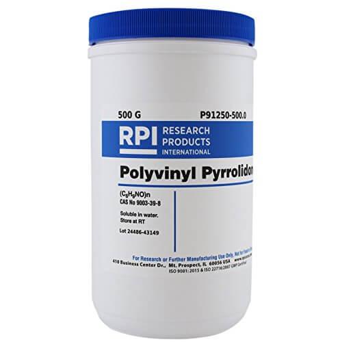Поливинилпирролидон: инструкция по применению порошка