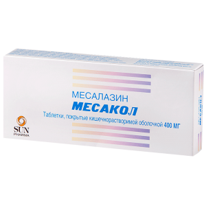 Характеристика Месакола