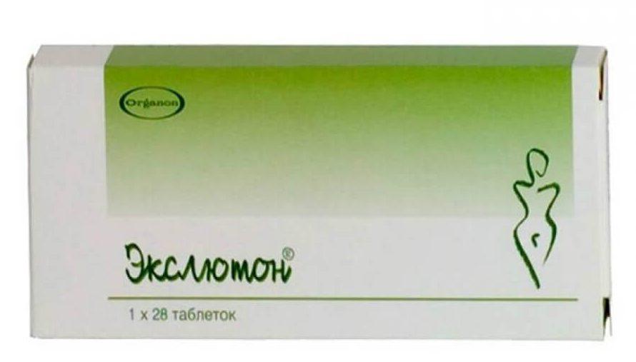 Экслютон: инструкция по применению таблеток