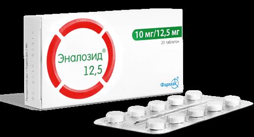 Эналозид: инструкция по применению таблеток